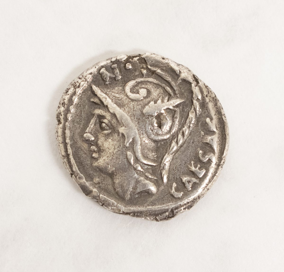 Object of the Week: Roman Coin of Julius Caesar