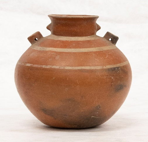 Object of the Week: Chimú Banded Hanging Pot