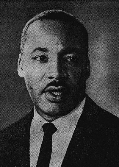Object of the Week: Image of Dr. Martin Luther King Jr.