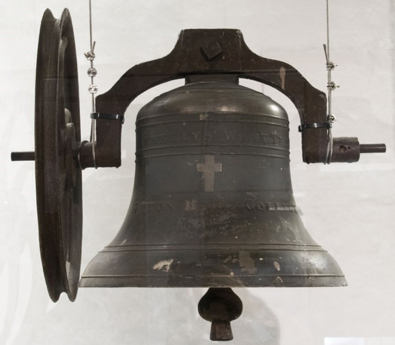 Object of the Week: Seton Hall College School Bell