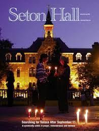 """We Remember"" Seton Hall & 9-11"