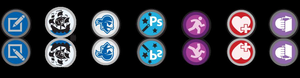 The Badges Blog