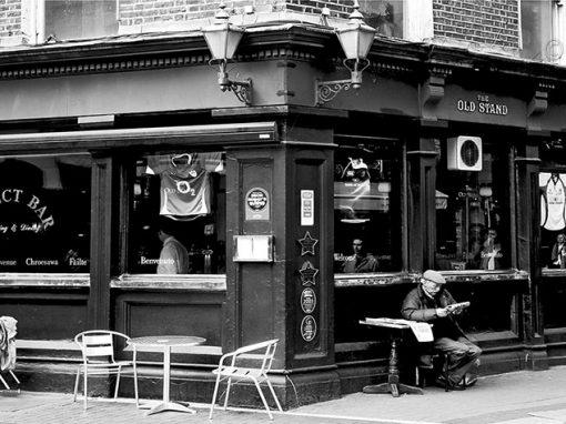 Where They Wrote: Literary Haunts of Dublin
