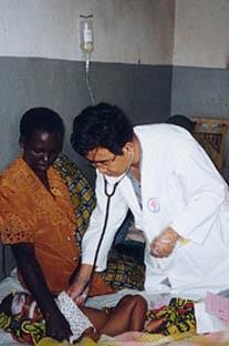 Health Diplomacy in China
