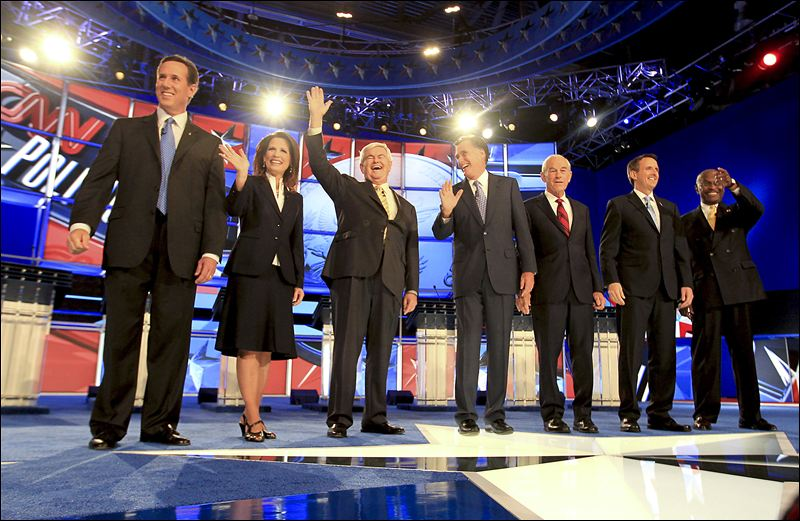 The 2012 Republican Primaries, American Conservatism, and Global Health – David Fidler