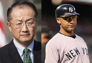 Jim Kim: The Derek Jeter of Development – Joshua Busby