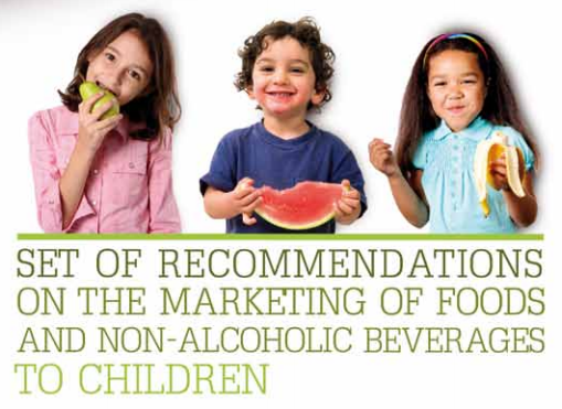 A WHO/UNICEF Global Code of Practice on the Marketing of Unhealthy Food and Beverages to Children