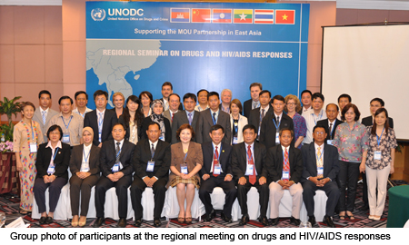 Regional HIV/AIDS Work: An Added Value?