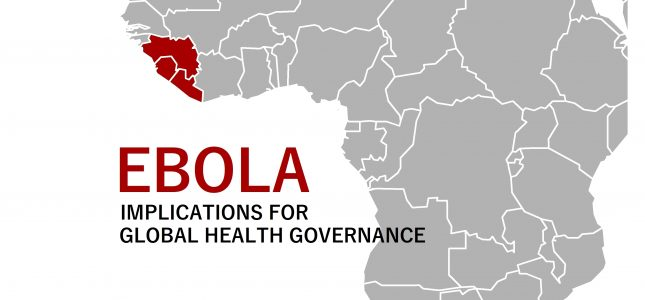 VOLUME X, NO. 1 SPECIAL ISSUE (SPRING 2016) TABLE OF CONTENTS EBOLA: IMPLICATIONS FOR GLOBAL HEALTH GOVERNANCE Full Text INTRODUCTION: EBOLA: IMPLICATIONS FOR GLOBAL HEALTH GOVERNANCE Joshua Busby, Karen A. […]
