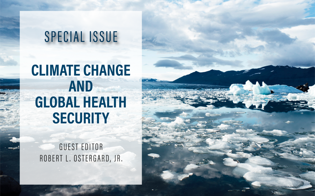 Special Issue: Climate Change and Global Health Governance