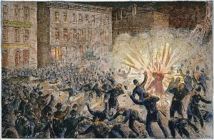 Haymarket-Riot