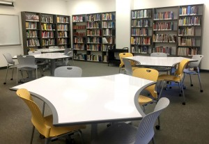 Curriculum Resource Center / Graduate Student Lounge