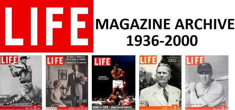 Life Magazine Archive
