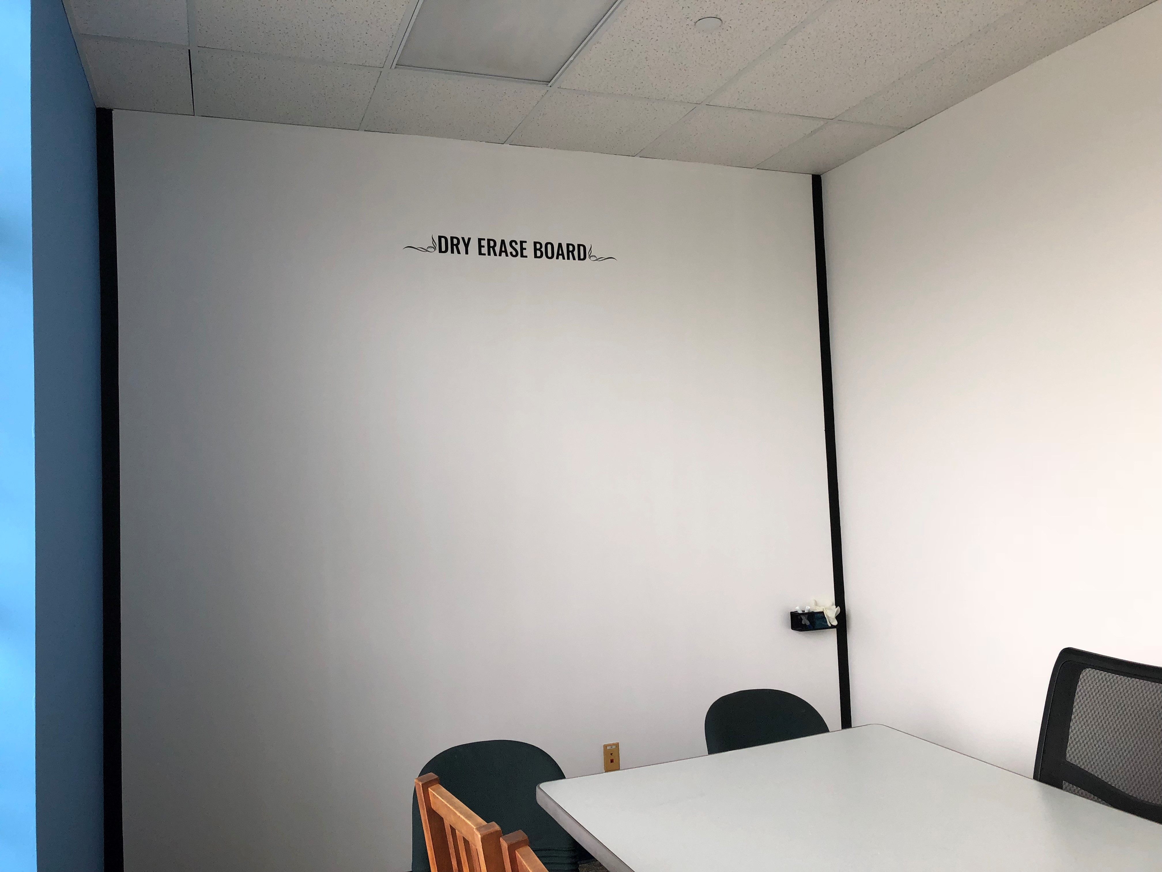 Photo of Dry Erase Board Wall