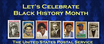United States Postal Service Black History Month