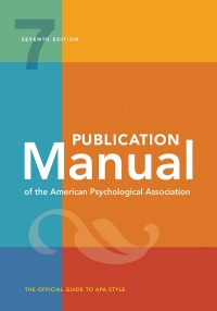 APA 7th Edition: What's new?