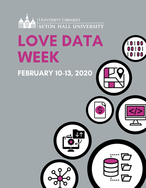 Love Data Week Feb. 10-13