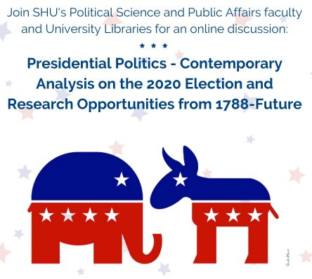 Online Discussio: Contemporary Analysis of the 2020 Election