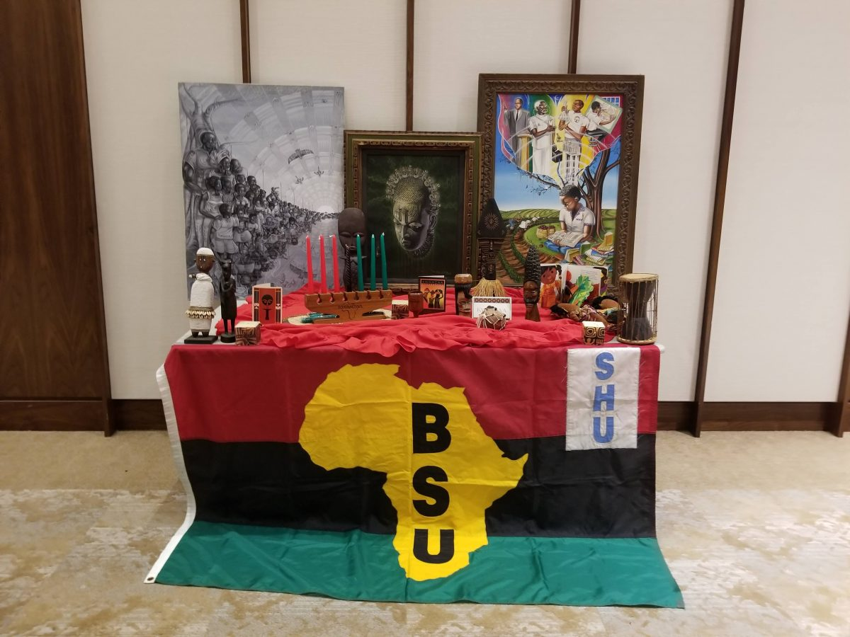 President of SHU Black Student Union on the Meaning of Kwanzaa
