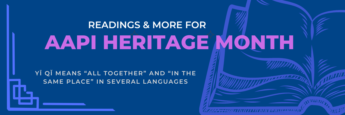 Resources for AAPI Heritage Month!