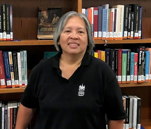 Mabel Wong Honored for 30 Years of Exceptional Service