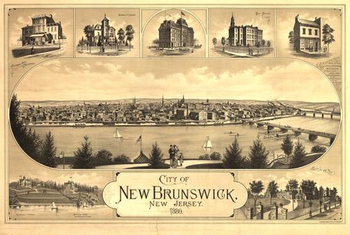 Mapping New Brunswick Memories