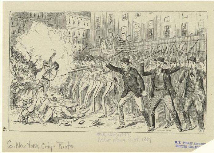 Astor Place Riot