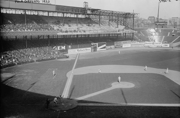 Polo Grounds IV