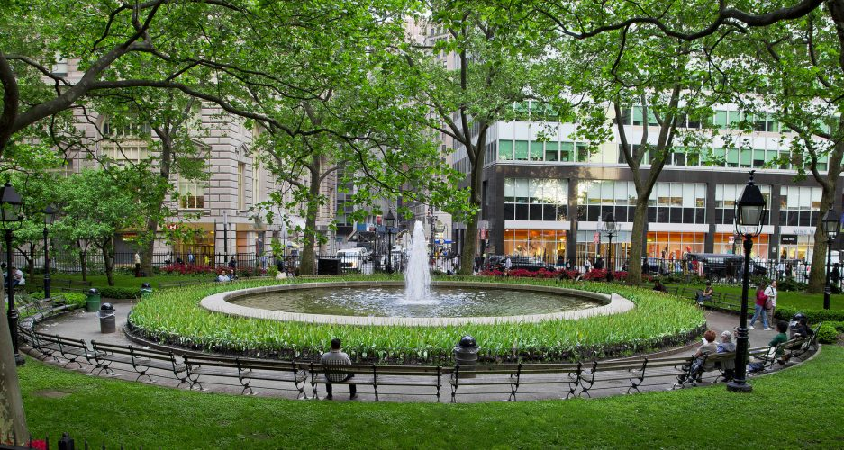 Bowling Green – History of New York City