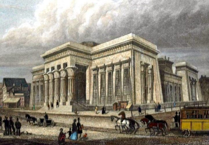 The Tombs in New York City