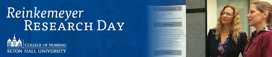 Reinkemeyer Research Day