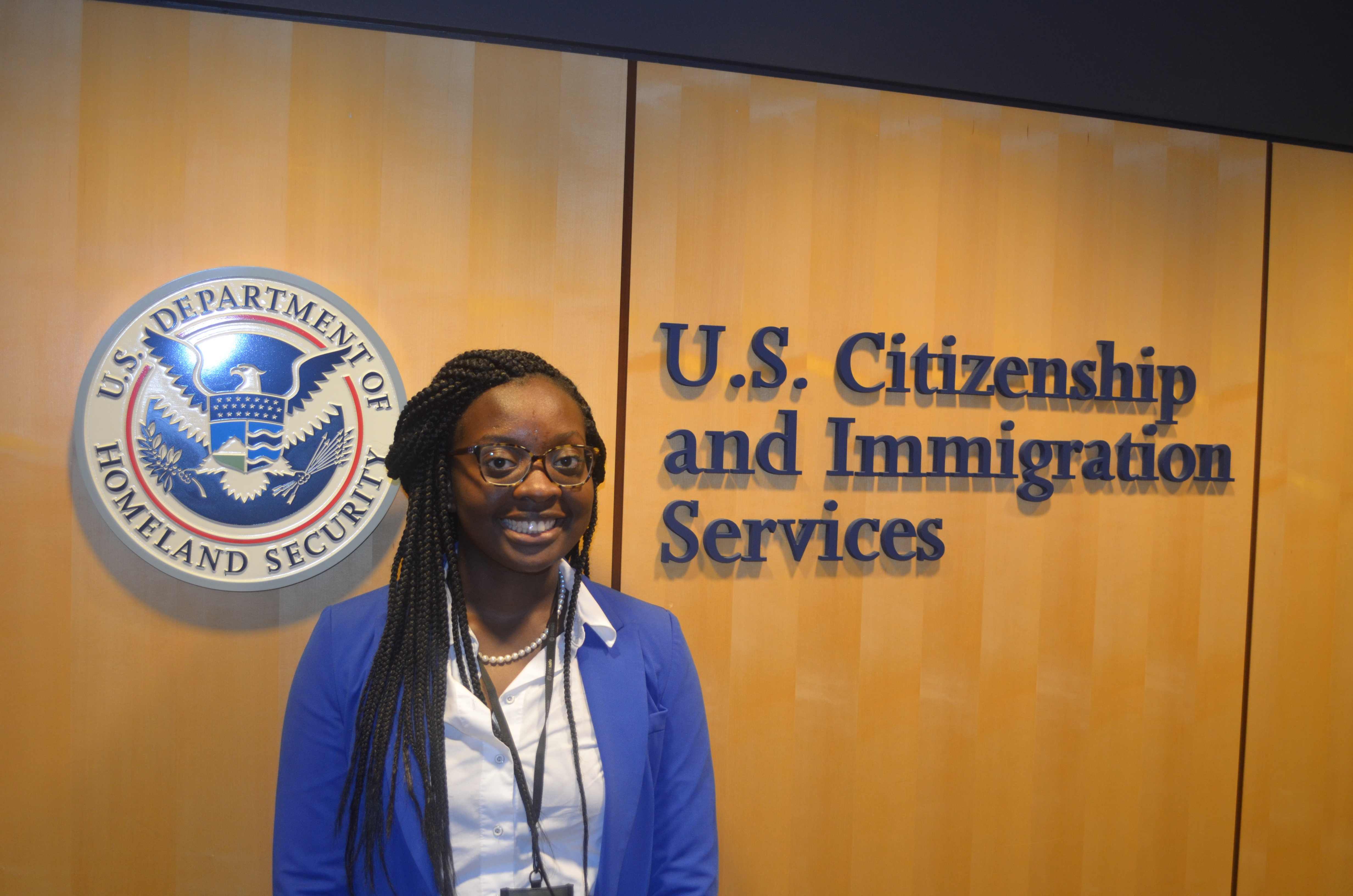 Internship Blog Series: U.S. Citizenship and Immigration Services, U.S. Department of Homeland Security: U.S.  Citizenship and Immigration Services (USCIS),Office of Privacy