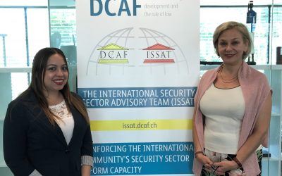 Internship Blog Series: Sergio Vieira de Mello Fellowship, Democratic Control of Armed Forces (DCAF)