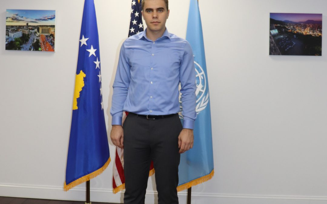 Internship Blog Series: Consulate General of Kosovo