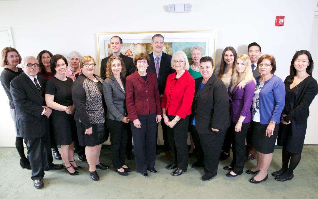Internship Blog Series: The Nicholson Foundation