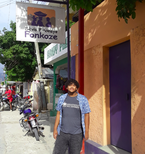Internship Blog Series: Fonkoze, Haiti