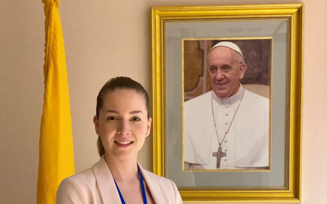 Internship Blog Series: Permanent Observer Mission of the Holy See to the UN