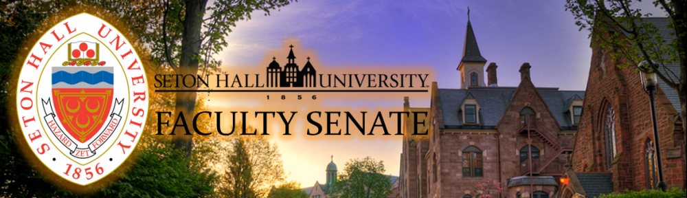 Seton Hall University Faculty Senate