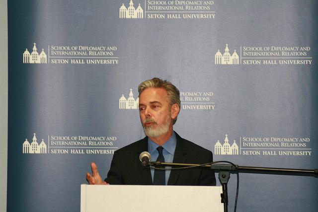 Talks@Diplomacy: Ambassador Patriota on Brazil in a Changing Global Environment