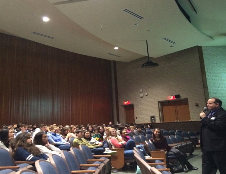 Randolph High School Sustainable Development Goals Talk