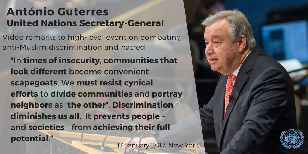 Reflections on Sec Gen Guterres' First Hundred Days