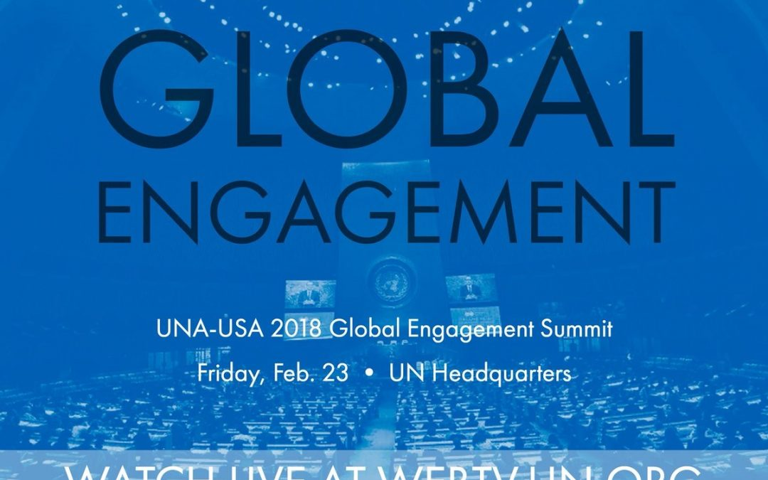 UNA-USA Global Engagement Summit 2018