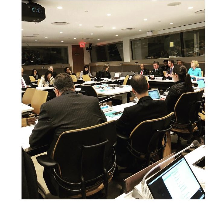 """Preventing Tomorrow's Conflicts: An """"Over-the-Horizon"""" Approach Towards Peacebuilding"""