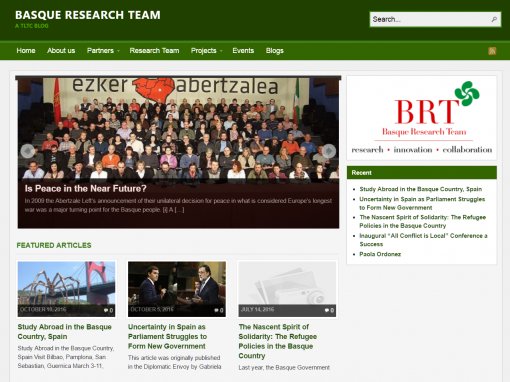 Basque Research Team