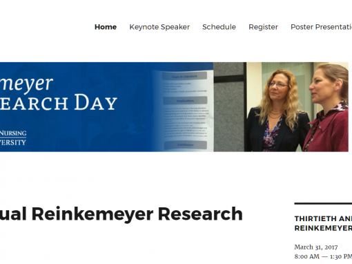 Reinkemeyer Research Day