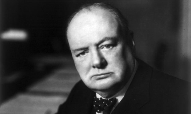 Churchill Predicts Success, Urges Postwar Allied Coalition