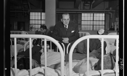 Patriotism behind bars: U.S. prisons aid the war effort