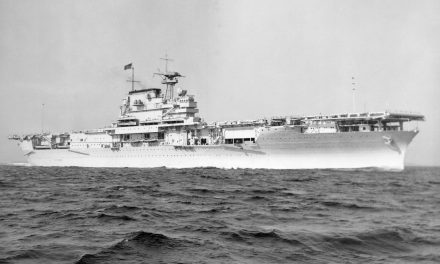 How a Navy cameraman kept his wits during the Battle of Midway