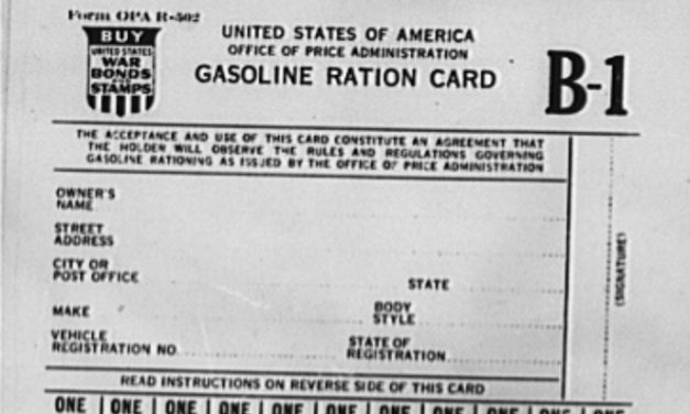 As rationing grows, so does the black market