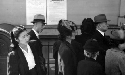 U.S. begins rounding up Japanese-Americans after executive order issued